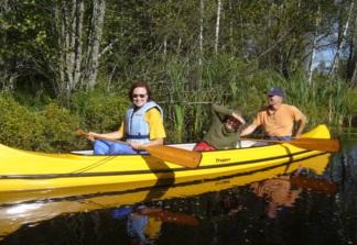 kanotur